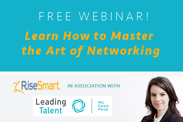 Webinar Ad - How to Master the Art of Networking